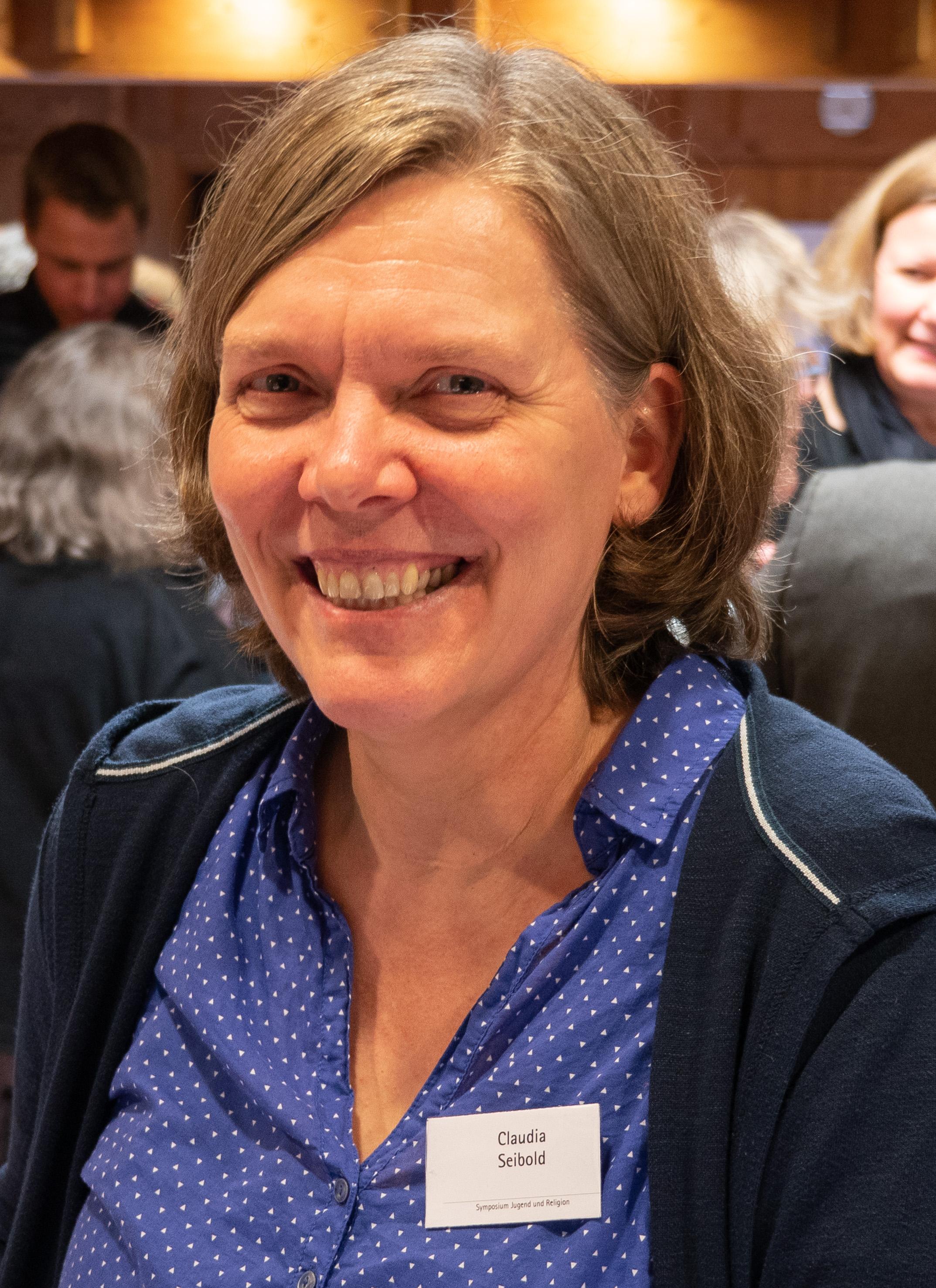 Claudia Seibold, BAG EJSA