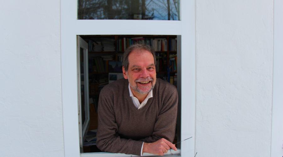 Rainer Brandt, Leiter des Studienzentrums