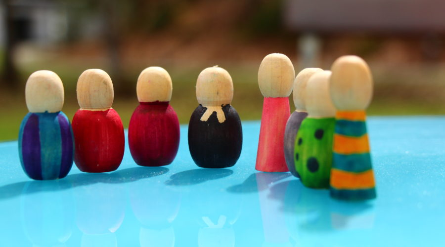 Vielfalt im Team
