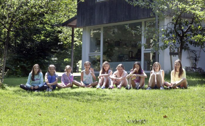 Das Munich Young & Fun Summercamp in Josefstal