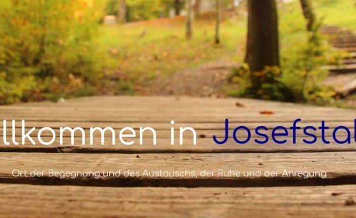 Die neue Josefstaler Homepage